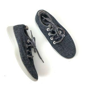 Allbirds Women's Wool Runner Sneakers Size 8 Grey